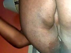 big teacher ki sister bbw tranny girl dildoing her fat ass