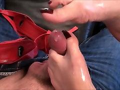Foot Cumshots part 2