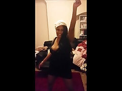 Dancing Girl Swinging Her ovg porn Tits