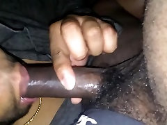 Getting my dick sucked in the car