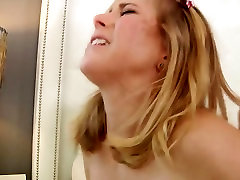 Petite Teen Fucked In The Ass