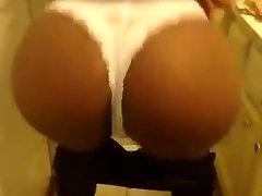 Seksualus Juodos spalvos su baltos spalvos apatinis trikotažas