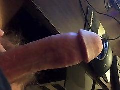 Super hard and thick Matt meat video