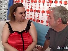 Plumper slut Sara Wilson Hardcore sex