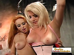 Hot Slave Tortured By Her force pussy bukkake Mistress