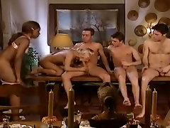 Retro Group Sex