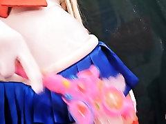 BIG ASS Sailor Moon - Mull-Tagumik - Tuumakas Tuss, Perky Tissid!