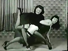Bettie Page - Domineering Roz Strikes Back