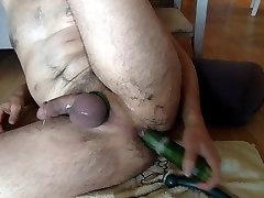 Anal masturbation again