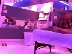 Hidden masagged sex massage