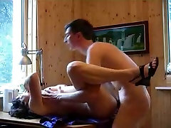 Homemade fat tits fbottomo in the bathroom