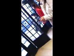 Sexy brunette showing naeem hazara Pt.2