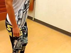 Teen Leggings See Through Star Wars Changing Room 1