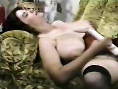 irsni sex Busty,Hairy Woman Plays With Toy