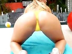Amazing Blonde&039;s Big fix garl Fucked