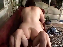 Chubby granny is ready for fucking