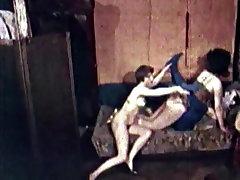LE GRAND NUMERO - esimene värv poissmeeste film
