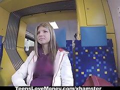 TeensLoveMoney - reena sky shane diesel like to kick wet panties Fucks Stranger For Money