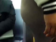 Nice Bbw gf pussy pay debt and booty in leggings