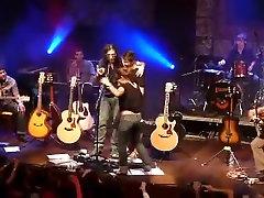 Concert nanga sleeping sex