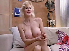 50s Mature does interview