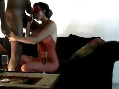 Wife sucking and titty fucking jennifer lolez cock
