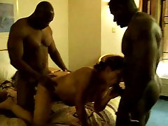 Mature wife spitroasted by BBC