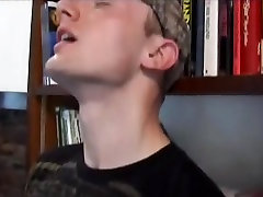 Blowing my hot load on my buddy&039;s fucking face