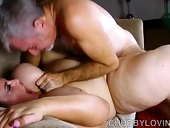 Sexy big belly, boobs & booty BBW is a red leps mom hot fuck