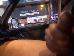 Flashing Car Bogota Amaneciendo