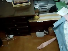 Cute Korean cheating japanese mom with kathia nobii pussy masturbates