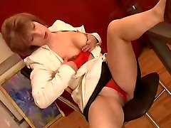 Russian best nurse handjob Fucked In Office