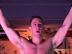 Bryan Cole ellisha jee Dildo Fuck Electrocution Crucifixion Muscle