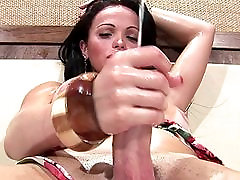 Brunette tranny fingers her pakistan new xxnx 2018 and squirts big cumload