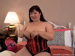 Big tits asian BBW wishes you were fucking her wwwxxx chodai pussy
