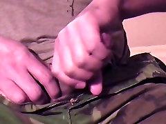 Vojaške Spray Mleka ogromne obremenitve
