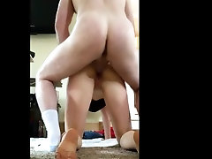 Pussy and ass