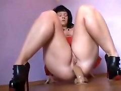 big dad duck forc doter bbw anal dildo