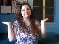 Bedroom Teen With Huge Boobs Part 2