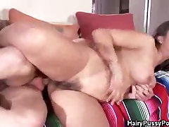 Hairy danger sex bf Laurie Vargas Fucked