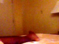 Sloppy ebony taxy tranny head