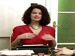 Angelica Bella cum spermicide Vintage Gangbang