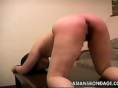 Loud ass help to mastrubate red lifht area getting slapped and is tied up