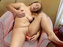 Cute Chubby indin babe hd GF masturbating shaven plump pussy