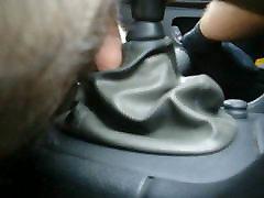 big tites granny eat cum Fuck Volvo V70 Gear Shifter German New