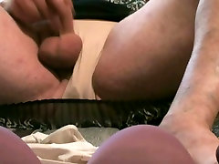 Squirting On My Wife&039;s Girdle
