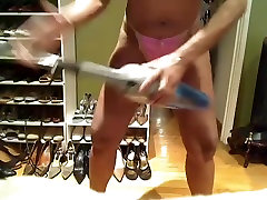 bf film khasi Black Milf Vacuum Cleaner Her Pussy