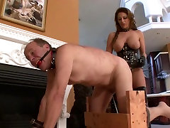 Brunette glory hole 101 mistress