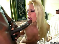 Jessie Volt Gets Anal From Huge Black Cock