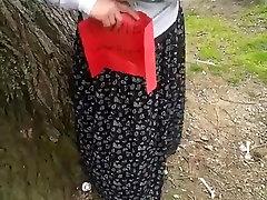 Turkish hijab Public